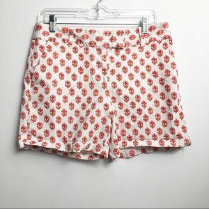 Ann Taylor White Shorts Size 6